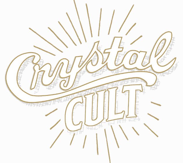 Crystal Cult Headline Art